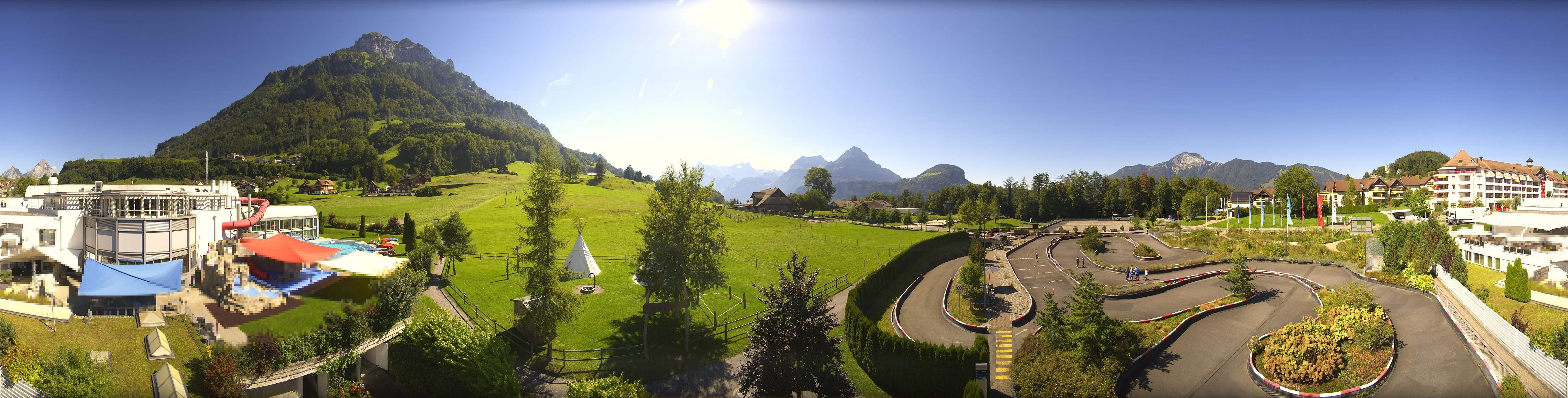 Webcam Morschach Swiss Holiday Park